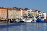 34 Sete, les quais le long du canal Royal