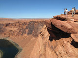 USA - Colorado - Arizona - Ameriques - Etats Unis - Amerique du Nord - Etats-Unis - United Sates of America - Page - Horseshoe bend