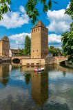 Bas-Rhin (67) Strasbourg, Ponts Couverts// France, Bas-Rhin (67) Strasbourg, Ponts Couverts