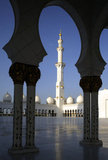 Sheikh Zayed Grand  Mosque - Abou Dabi - Emirats Arabes Unis