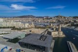 vieux port, Marseille, 1 er arrodissement, cathedrale la major, fort st jean, muceum, region sud, PACA, France, Europe